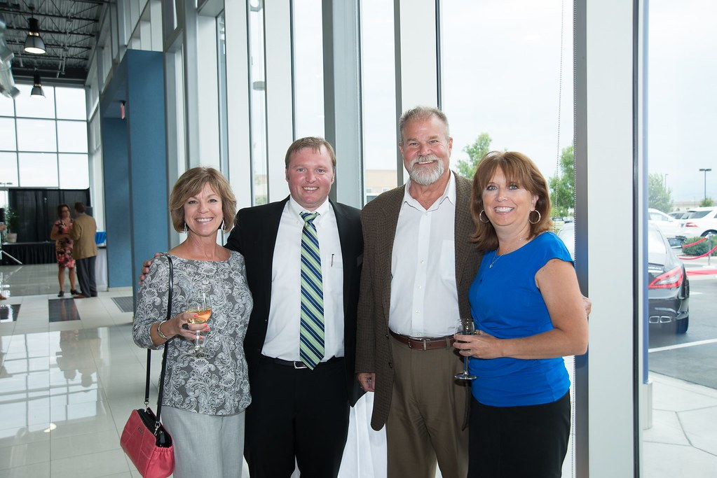 2013 08 20 grand opening of mercedes benz of loveland for Mercedes benz of loveland