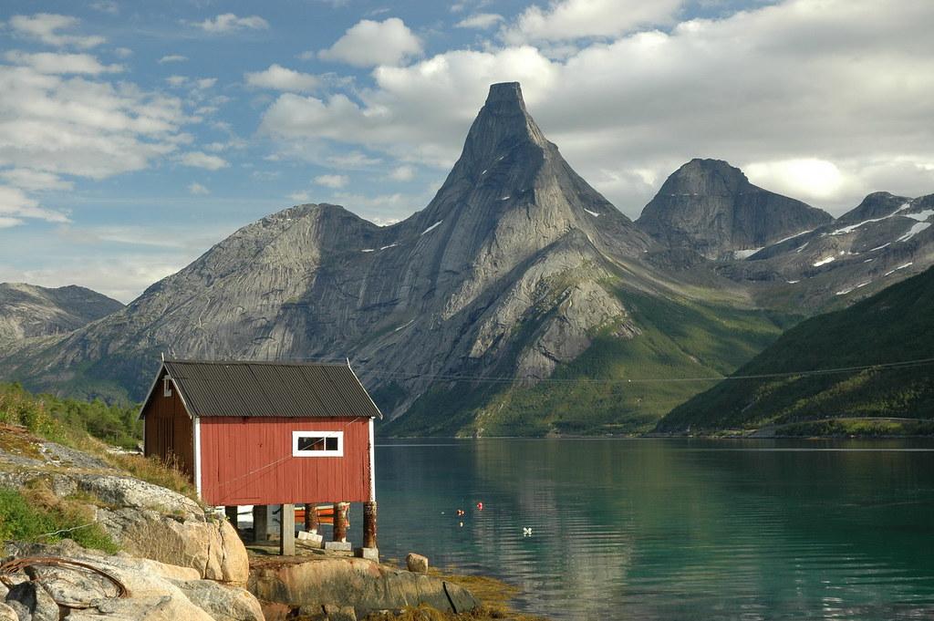 19 najpiękniejszych gór świata. Stetind