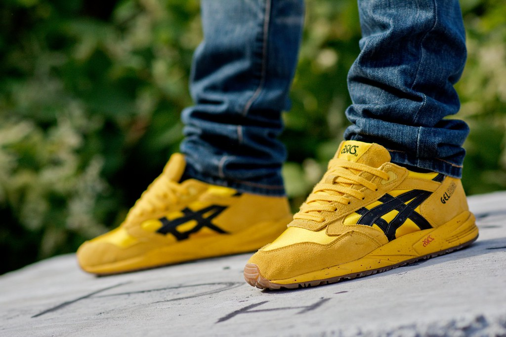 asics gel saga kill bill