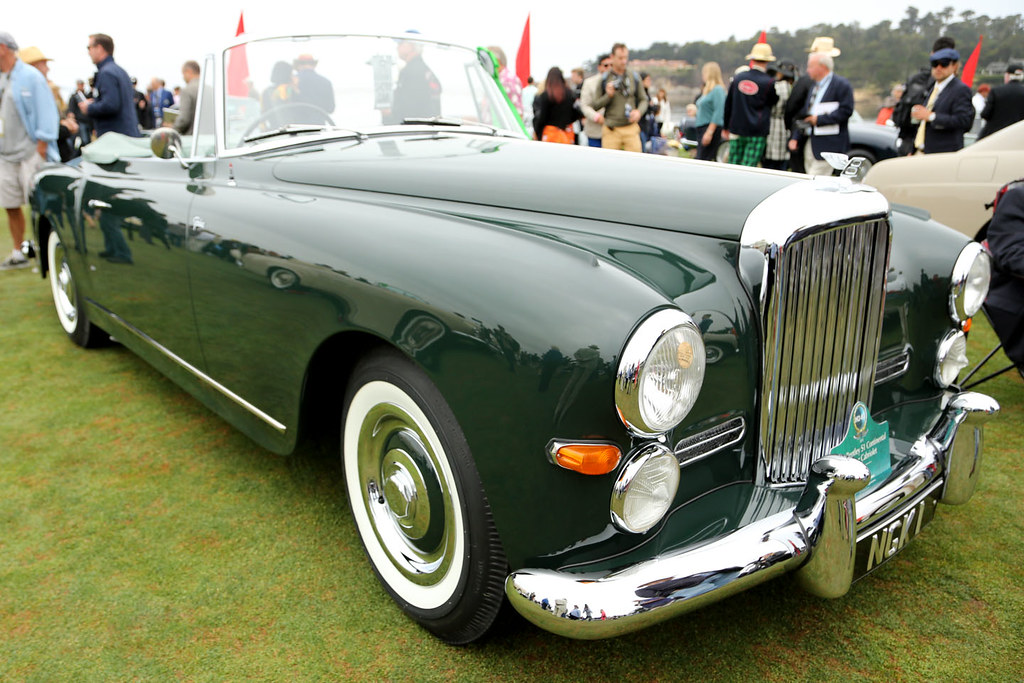 bentley s1 continental graber cabriolet 1956 john wiley. Black Bedroom Furniture Sets. Home Design Ideas