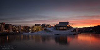 Oslo Opera House | by The Autodidact Photographer