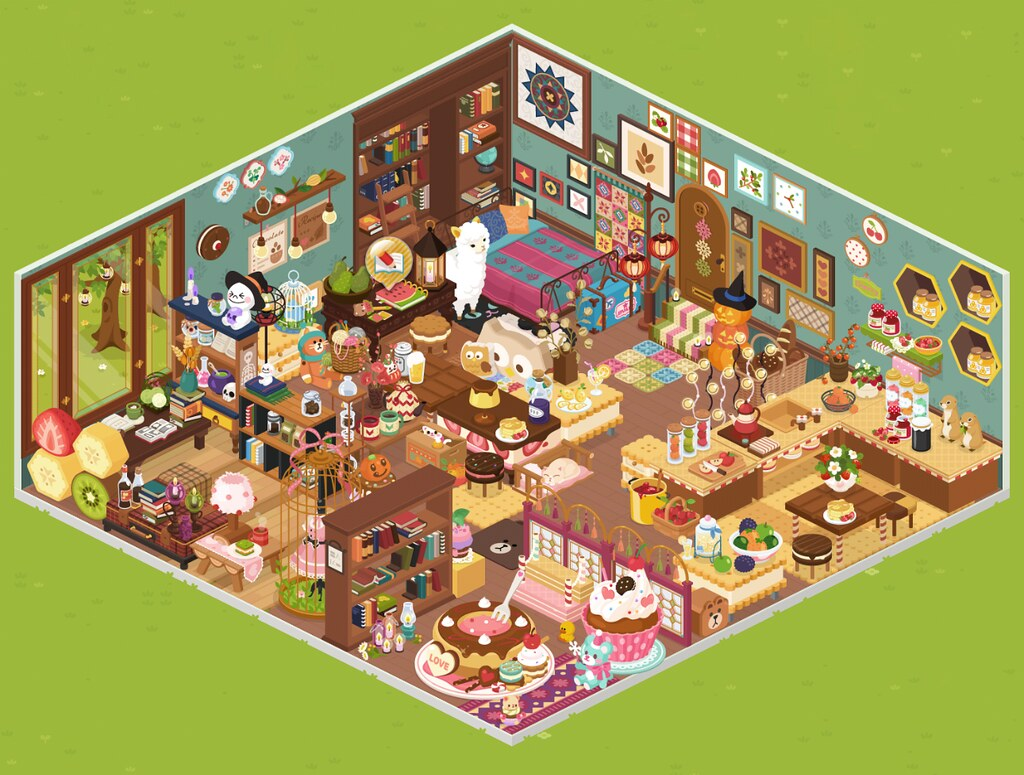 My house in lineplay i 39 m going to re decorate it for Design your own house game 3d