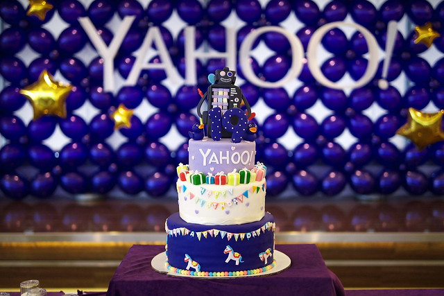 Yahoo! 19th Birthday
