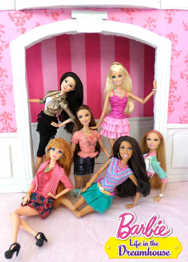 New Barbie Dream House 2014