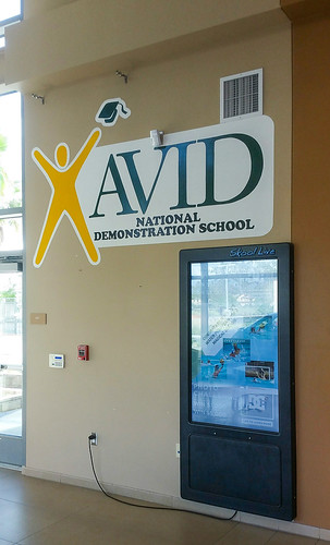 Murrieta Mesa High School - AVID