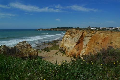 Praia da Rocha - Portimao, Portugal