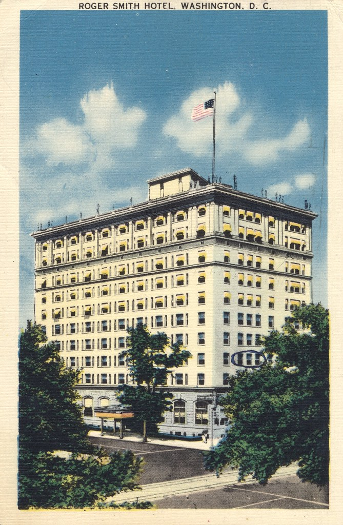 Roger Smith Hotel - Washington, D.C.