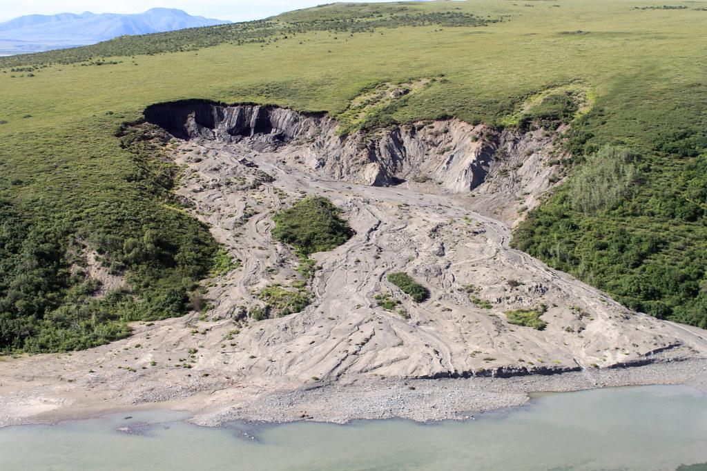 永凍土。圖片來源:NPS Climate Change Response(CC BY 2.0)