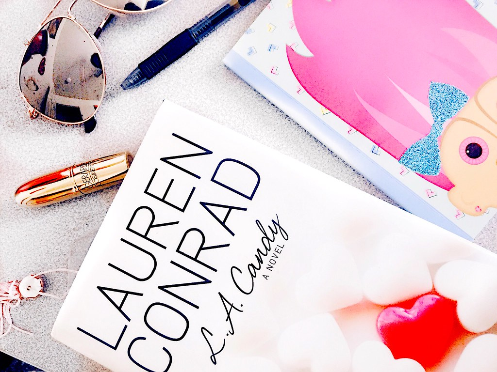 #ReadingWithCort: L.A. Candy By Lauren Conrad (Book Review)
