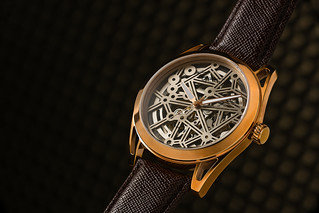 Kenneth Cole New York: Copper Watch | by tltichy