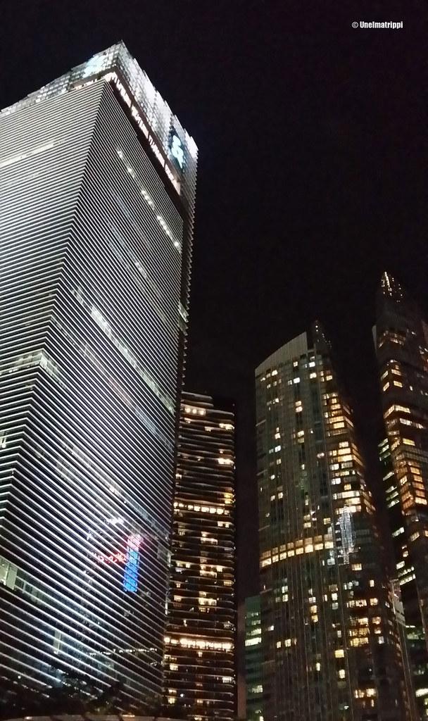 Singaporen tornitaloja