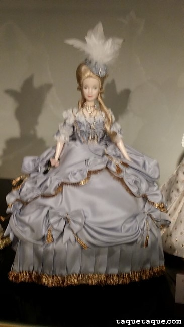 Barbie María Antonieta