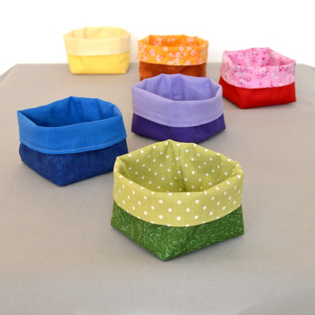 Mini Cubes Rainbow RC001b