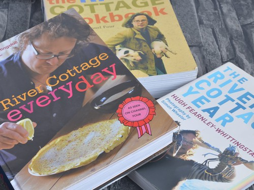 Hugh Fearnly-Whittingstall Cookbooks