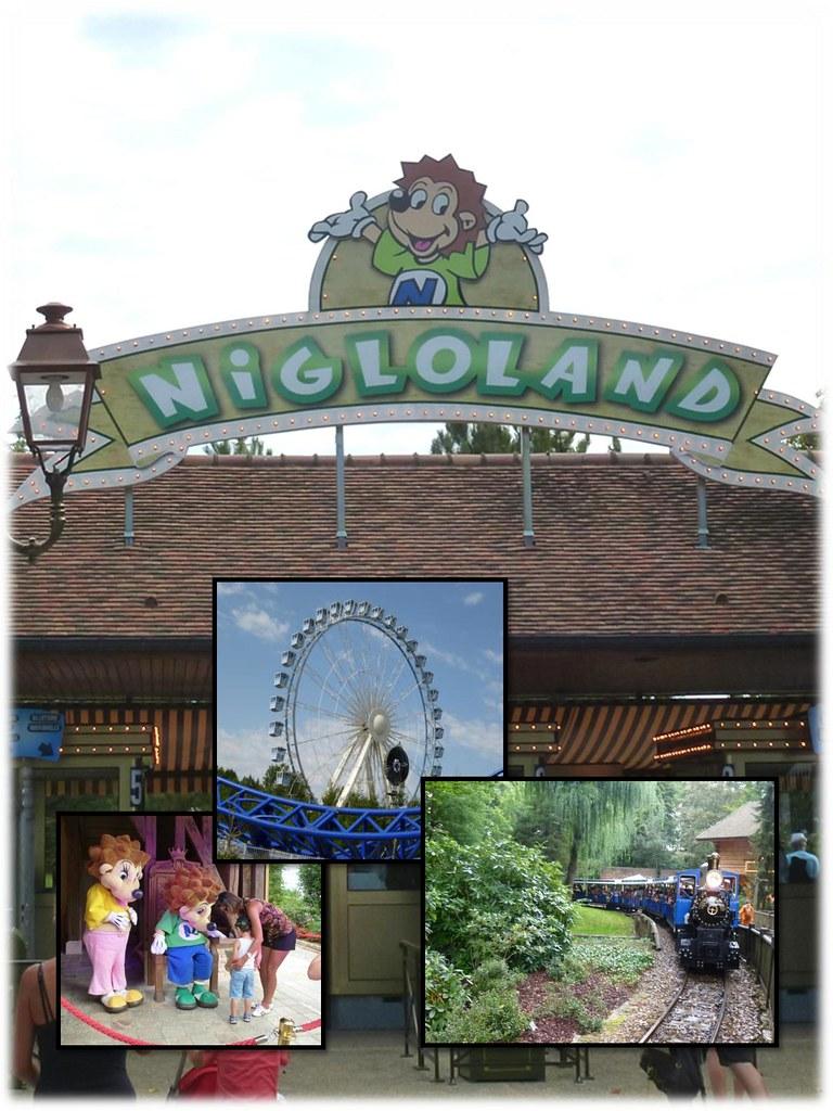 Nigloland Park.