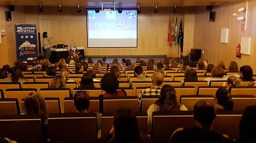 Jornadas provinciales de autismo en el Centro Cultural La Almona