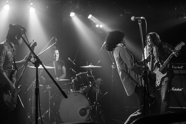 THE NICE live at 獅子王, Tokyo, 13 Apr 2017 -00041