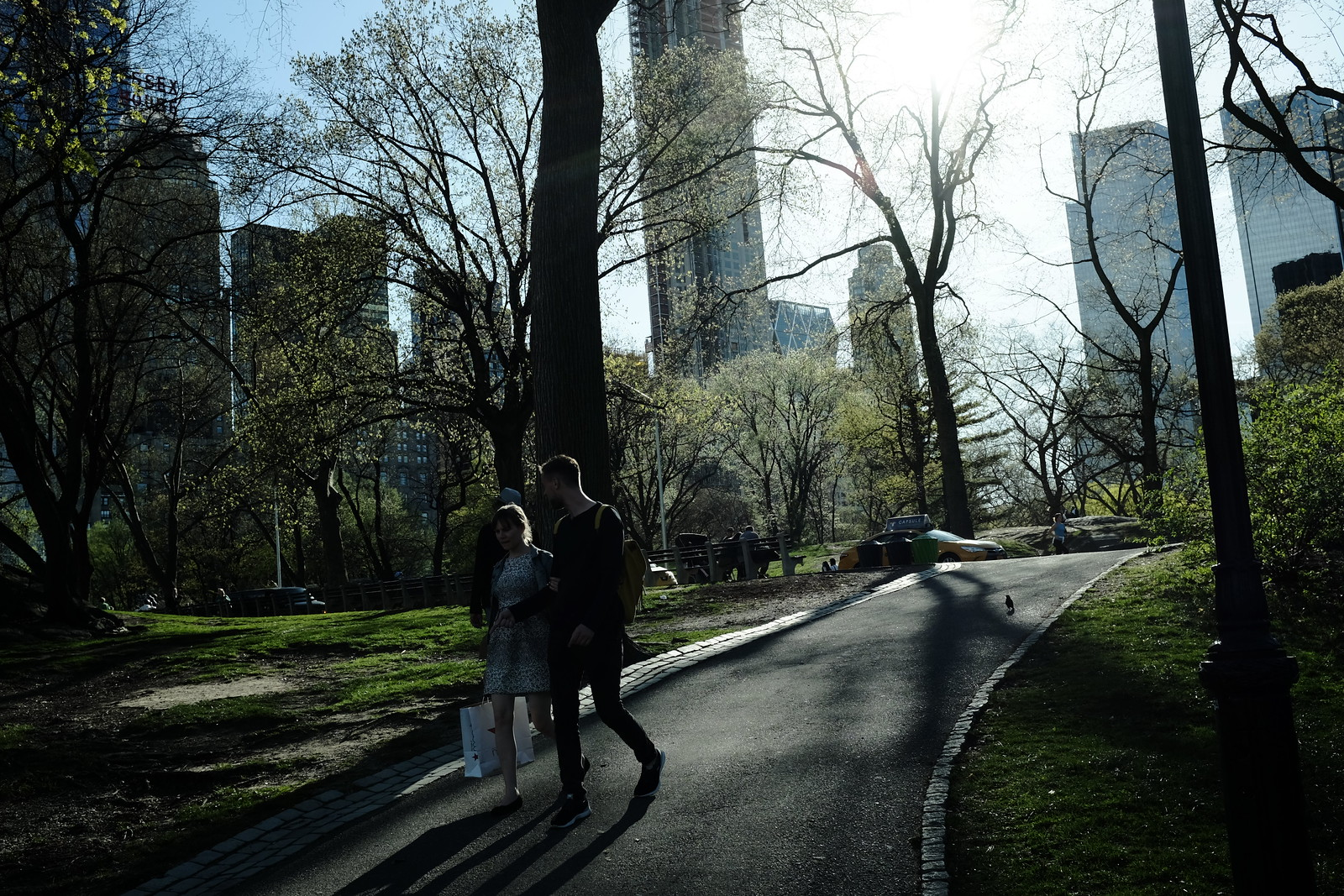 The New York Photo by FUJIFILM X100S.