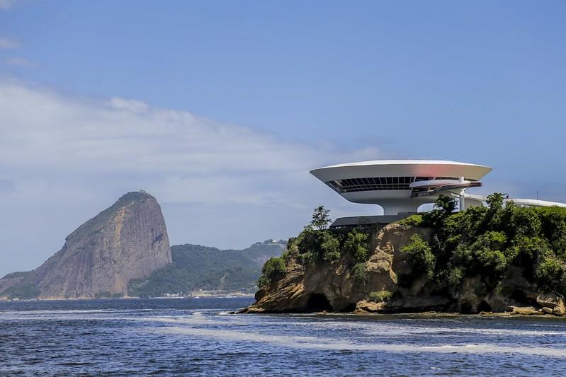 Caminho Niemeyer - Niterói