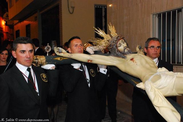 Cristo de la Buena Muerte. Foto MJJ.