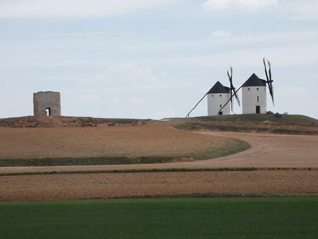 Molinos de viento de Tembleque (Toledo, Castilla-La Mancha)