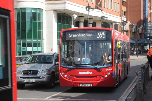 Metroline DE958 LK58CTU