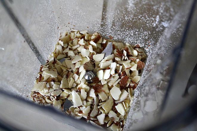 Coconut Almond Spice Granola