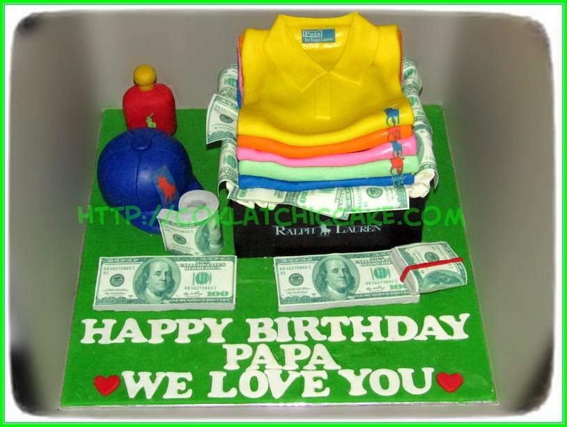 Cake Ralph Lauren