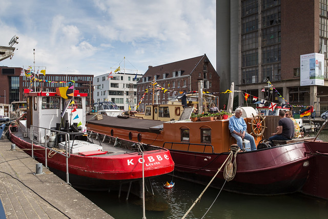 Havenfeesten - 30 april 2017