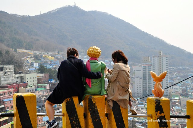 Little Prince in Gamcheon Culture Village