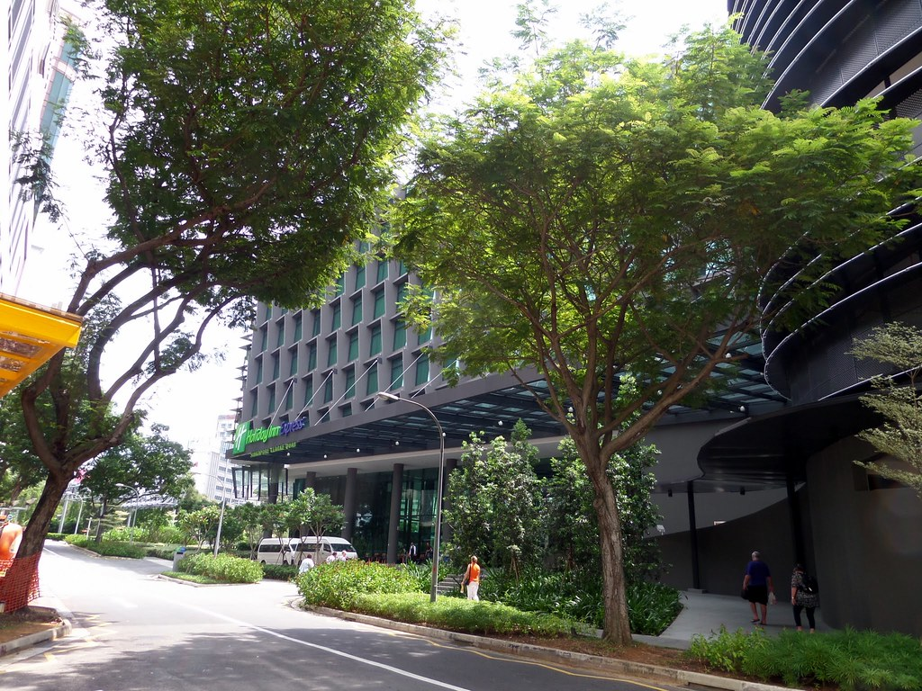 Holiday Inn Express, Clarke Quay, Singapore