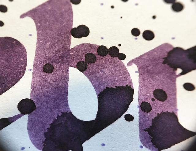 Ink Shot Review Franklin-Christoph Tenebris Purpuratum @1901FC 11