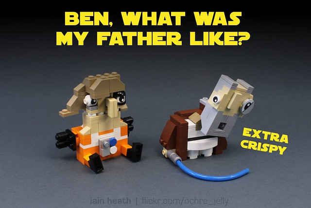 REJECTZ: Luke vs Ben