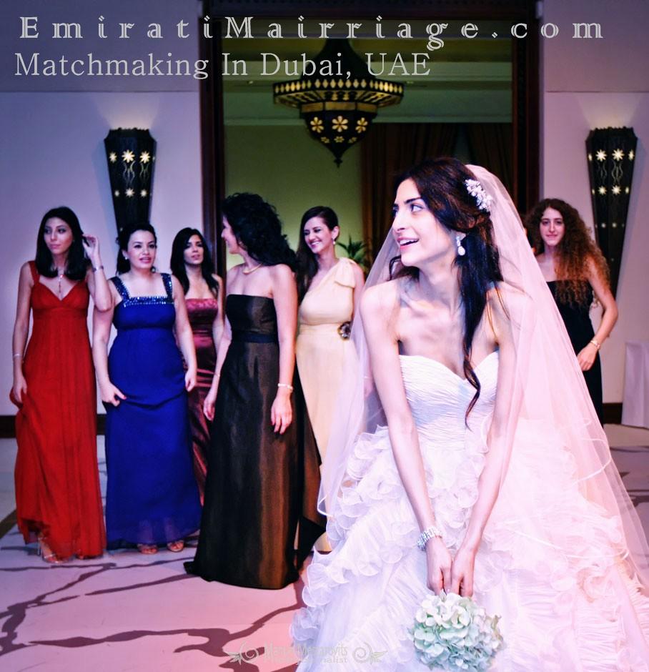 UAE Matrimony and Matrimonial Service