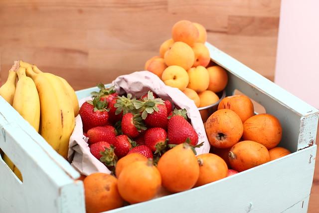Cestas de fruta de temporada | Más info: Cesta de fruta y ve ...