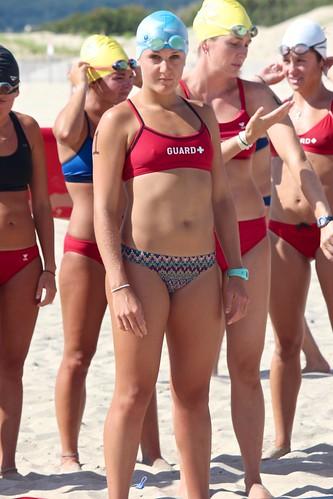 All Women Lifeguard Tournament 2013 Sandy Hook New