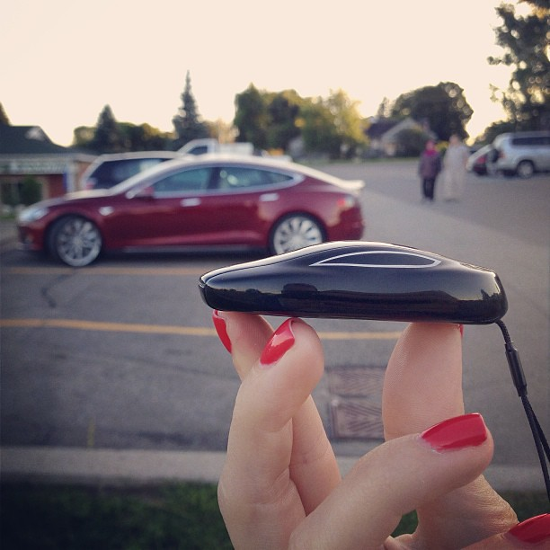 Even A Cool Car Key Teslamotors Jon Rawlinson Flickr
