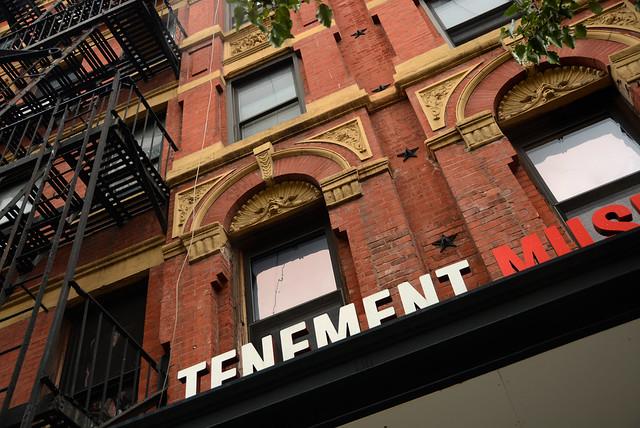 New York - Tenement Müzesi