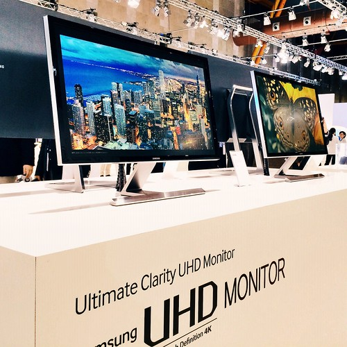 UHD (4K) monitors | by Janitors
