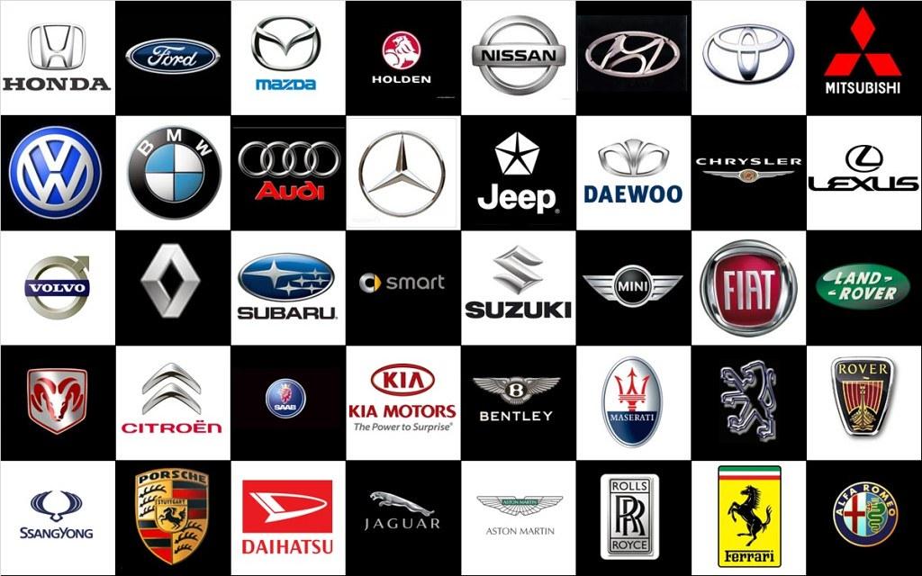 Car Company Logos Main Image Huge List Of Car Companies An Flickr