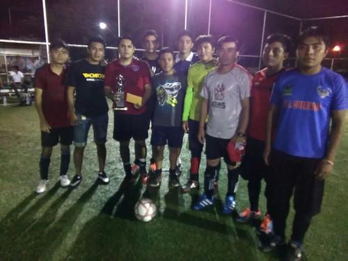 Torneo Fut7 2017