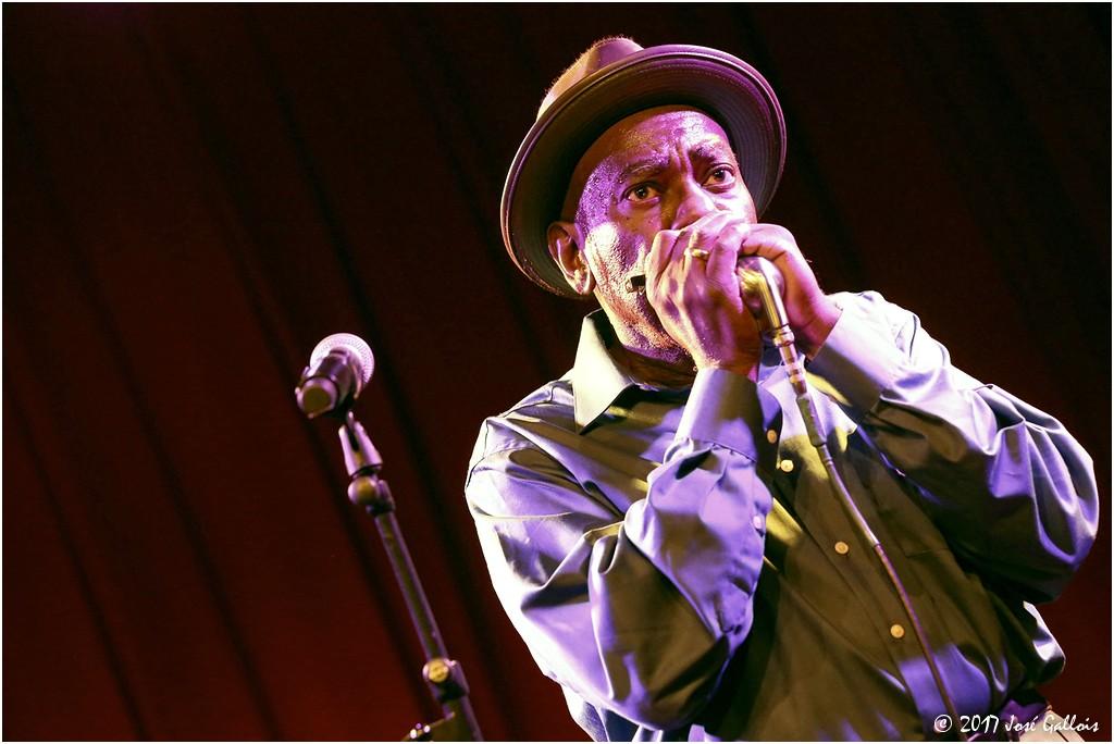 Richard 'Rip Lee' Pryor & The Little Boogie Boy Band