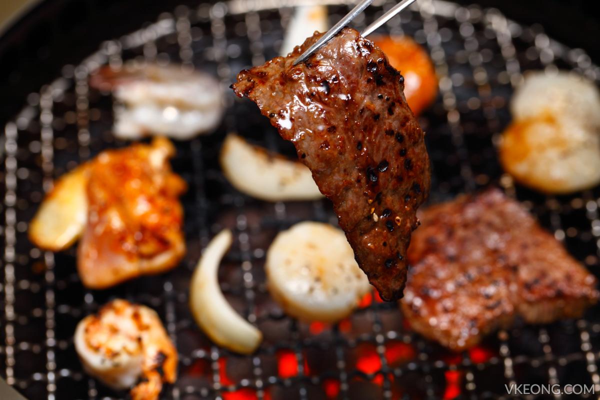 Grilled Boneless Rib Yakiniku Toraji