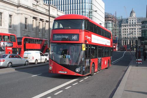 Arriva London LT581 LTZ1581