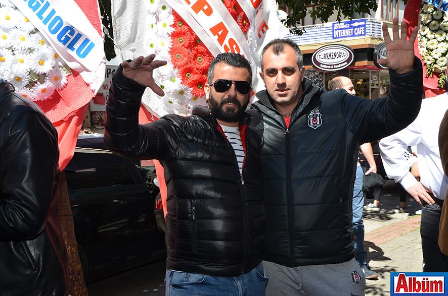 Fatih Baktarhan, Mehmet Özteke