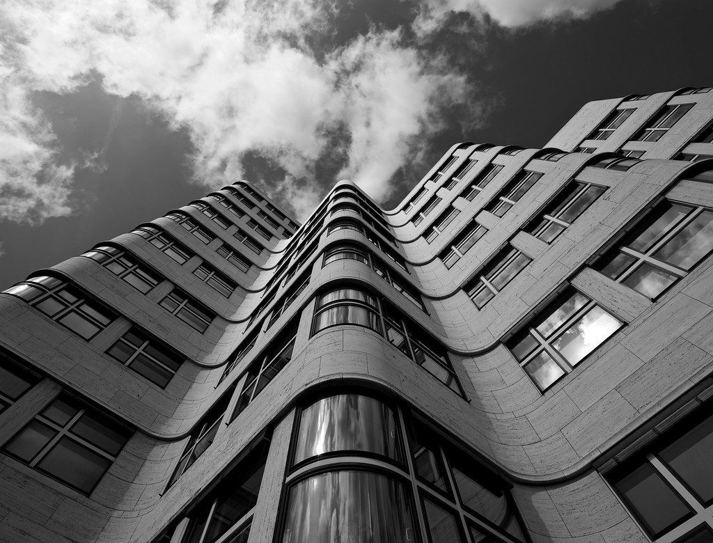 The shell house berlin by jussitoivanen