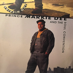 PRINCE MARKIE DEE AND THE SOUL CONVENTION:TRIPPIN OUT(JACKET A)