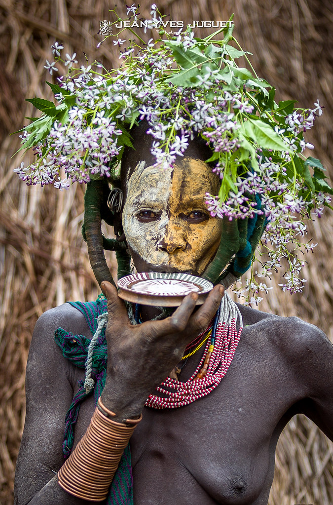 Suri Tribe  People Of The Omo Valley  Ethiopia