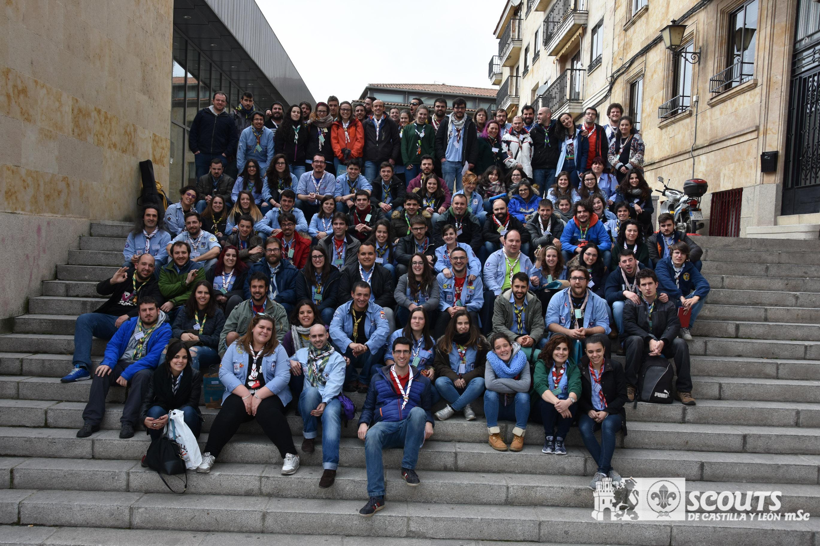 XXVIII Asamblea Scouts de Castilla y León