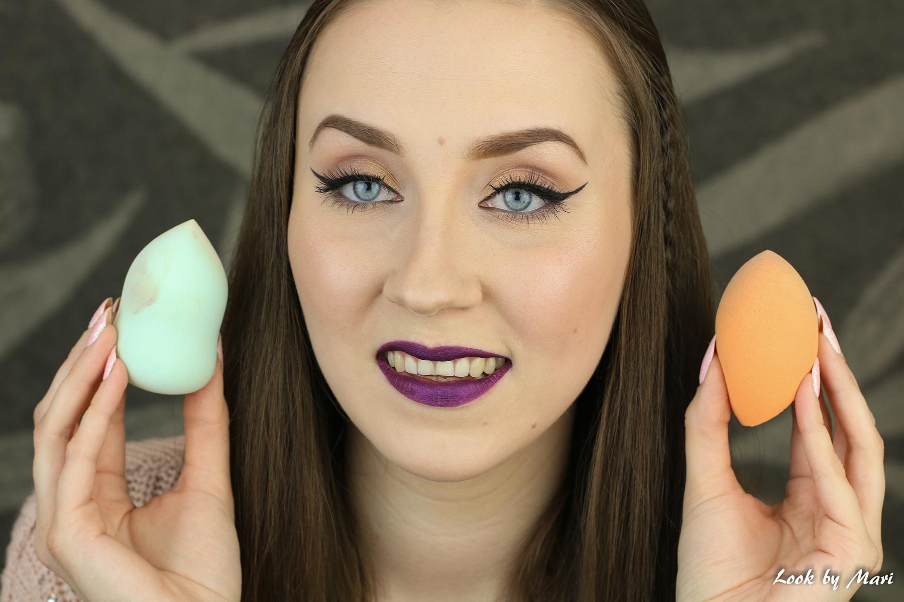 1 real techniques sponge nanshy marvel blender review kokemuksia pastelbeauty.fi